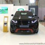 Range Rover Evoque front at Autocar Performance Show 2017