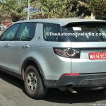 Tata Q501 with Land Rover Discovery Sport rear quarter exterior