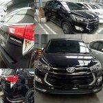 Toyota Innova Venturer black