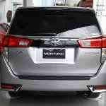 Toyota Innova Venturer rear view showroom