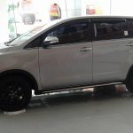 Toyota Innova Venturer side view showroom
