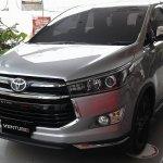 Toyota Innova Venturer spotted