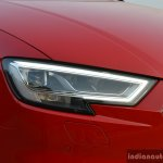2017 Audi A3 sedan (facelift) LED DRL First Drive Review