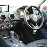 2017 Audi A3 sedan (facelift) interior First Drive Review