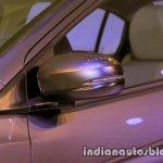 2017 Honda City (facelift) door mirror
