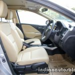 2017 Honda City (facelift) front seats high-res