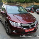 2017 Honda City (facelift) front thre