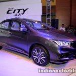 2017 Honda City (facelift) front three quarters
