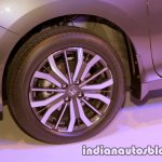 2017 Honda City (facelift) front wheel