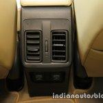 2017 Honda City (facelift) rear HVAC vents high-res