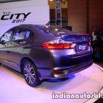 2017 Honda City (facelift) rear three quarters