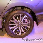 2017 Honda City (facelift) rear wheel