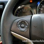 2017 Honda City (facelift) steering controls high-res