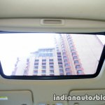2017 Honda City (facelift) sunroof high-res