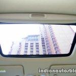 2017 Honda City (facelift) sunroof high-res