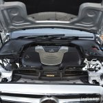 2017 Mercedes E Class (LWB) engine bay First Drive Review