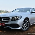 2017 Mercedes E Class (LWB) feature shot First Drive Review