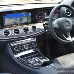 2017 Mercedes E Class (LWB) interior First Drive Review