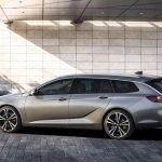2017 Opel Insignia Sport Tourer exterior