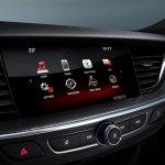 2017 Opel Insignia Sport Tourer infotainment system