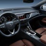 2017 Opel Insignia Sport Tourer interior