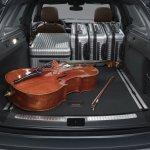 2017 Opel Insignia Sport Tourer rear seats folded