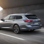 2017 Opel Insignia Sport Tourer rear three quarters