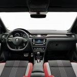 2017 Skoda Rapid (facelift) interior