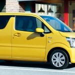 2017 Suzuki Wagon R front three quarters
