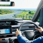 2017 Suzuki Wagon R interior navigation