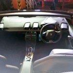 Lamborghini Huracan RWD Spyder dashboard