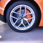 Lamborghini Huracan RWD Spyder wheel