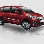 Maruti Ertiga Limited Edition exterior features