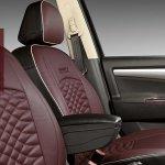 Maruti Ertiga Limited Edition seat covers