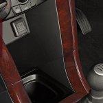 Maruti Ertiga Limited Edition wood trim