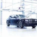 Rolls-Royce Phantom final unit front three quarters