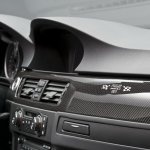 2011 BMW M3 pickup truck dashboard