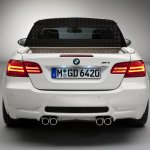 2011 BMW M3 pickup truck rear