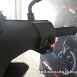 2017 Aprilia SR 150 BSIV at dealership right switchgear
