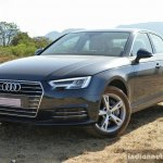 2017 Audi A4 35 TDI featured image First Drive Review