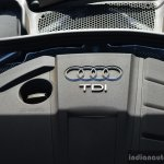 2017 Audi A4 35 TDI logo First Drive Review