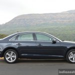 2017 Audi A4 35 TDI side First Drive Review