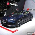 2017 Audi RS5 Coupe front quarter 2017 Geneva Motor Show Live