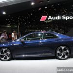 2017 Audi RS5 Coupe side 2017 Geneva Motor Show Live