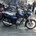 2017 Bajaj Discover 125 BSIV reaches dealership side