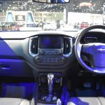 2017 Chevrolet Colorado High Country STORM (facelift) dashboard at BIMS 2017