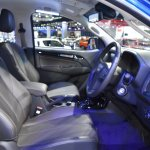 2017 Chevrolet Colorado High Country STORM (facelift) front cabin at BIMS 2017