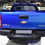2017 Chevrolet Colorado High Country STORM (facelift) rear at BIMS 2017