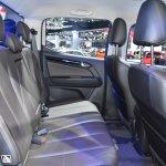 2017 Chevrolet Colorado High Country STORM (facelift) rear cabin at BIMS 2017