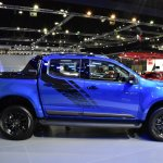 2017 Chevrolet Colorado High Country STORM (facelift) side at BIMS 2017